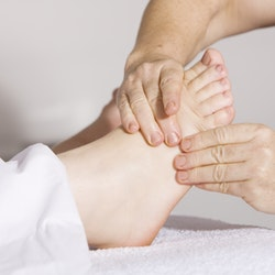 Foot Care A Rosey Foot Care Treatment   We provide people with basic advanced diabetic and pregnancy foot care. Treat corns and call us as well as providing education about looking after your feet.  Pam and Michelle Johnston 1-506-998-9549 FootCare4YourFeet@gmail.com