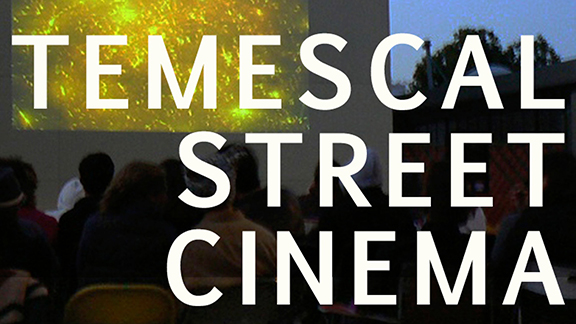 Temescal Street Cinema energizes district -