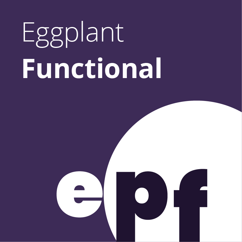 Eggplant Functional - Part of the Digital Automation Intelligence Suite, Eggplant Functional is the only test automation solution that dynamically tests the single source of truth for the user experience: the UI. Instead of hooking into the code, the software tests from the user perspective through intelligent image and text understanding, API automation, and WebDriver object automation — all within a single test.