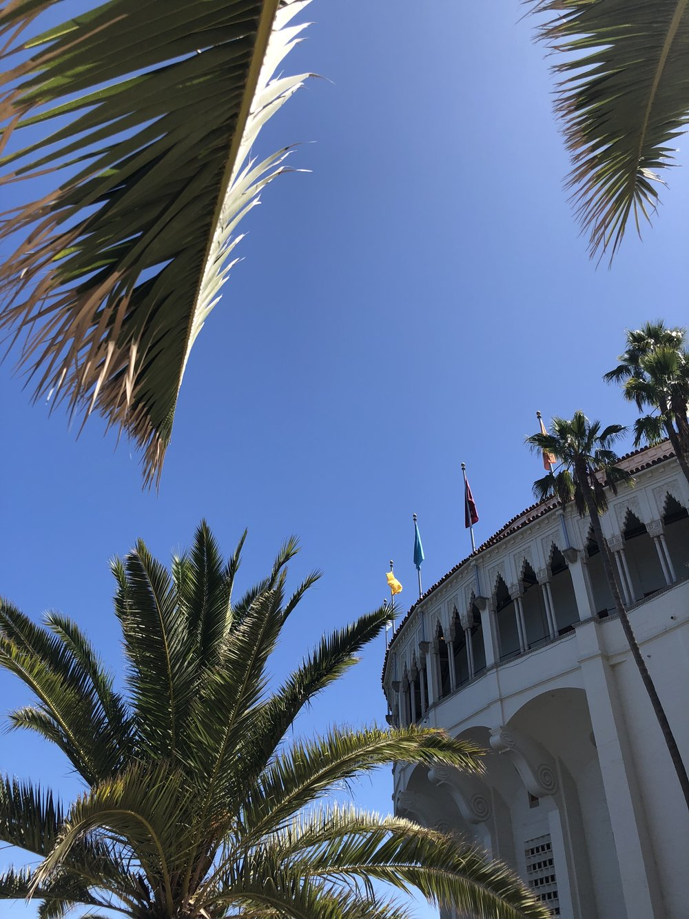 The Casino in Avalon, Catalina Island