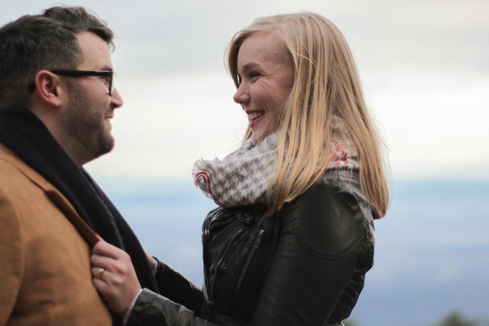 Michael & Kelsey - Philomath, Oregon
