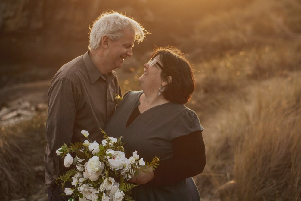 Angie & Andy - Seal Rock, Oregon