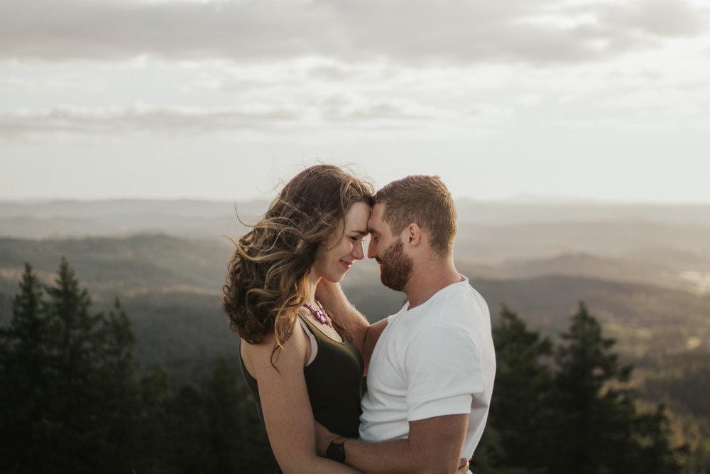 Miranda & Colin - Eugene, OR