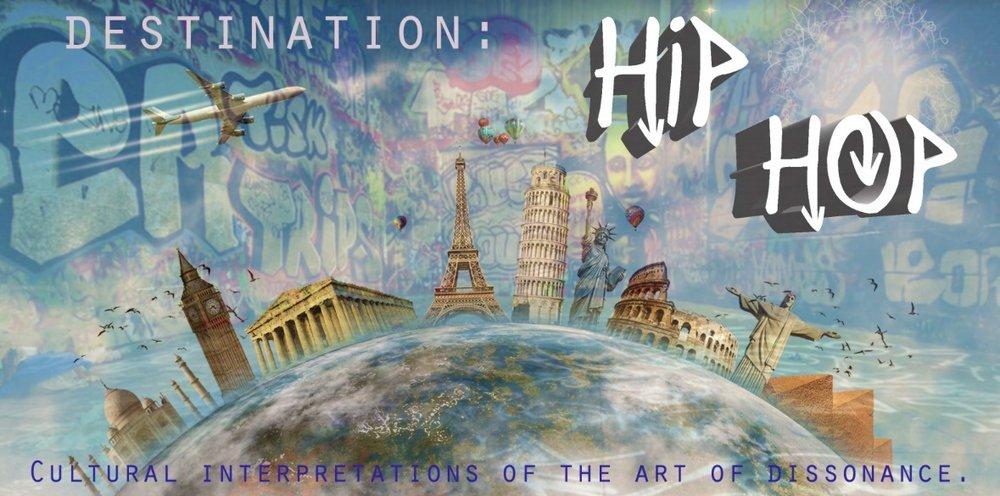 - TV Series - A vibrant Anthony Bourdain-esque travel show investigating the cultural interpretations of hip hop around the world.
