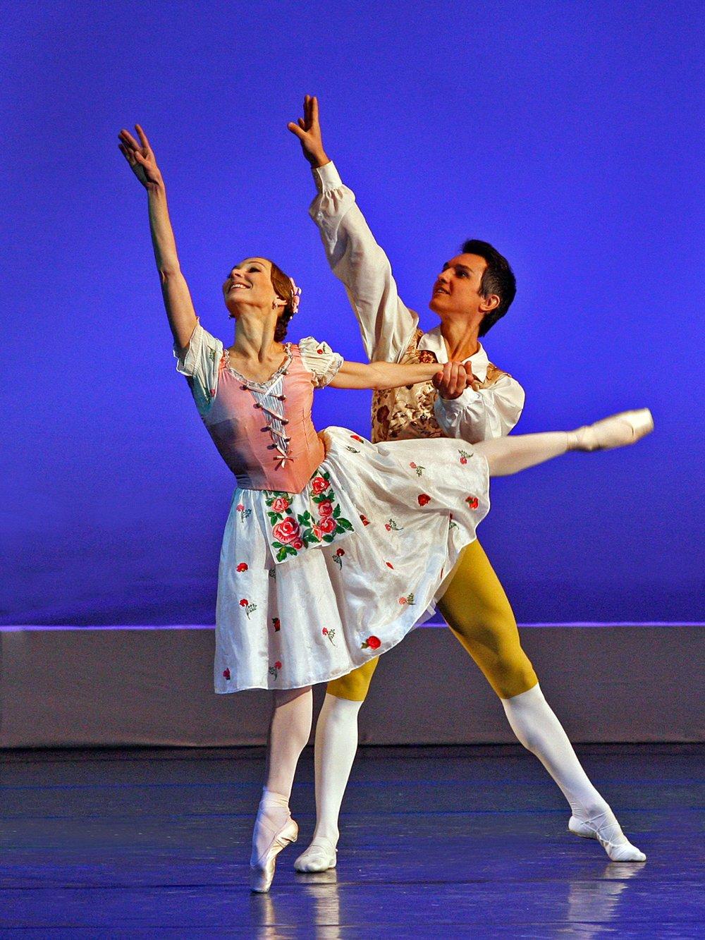 Anastasia Goryacheva, Bolshoi Ballet & Andrey Bolotin, Bolshoi Ballet