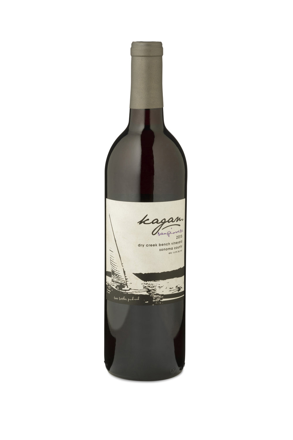 2015 Sangiovese Dry Creek Bench