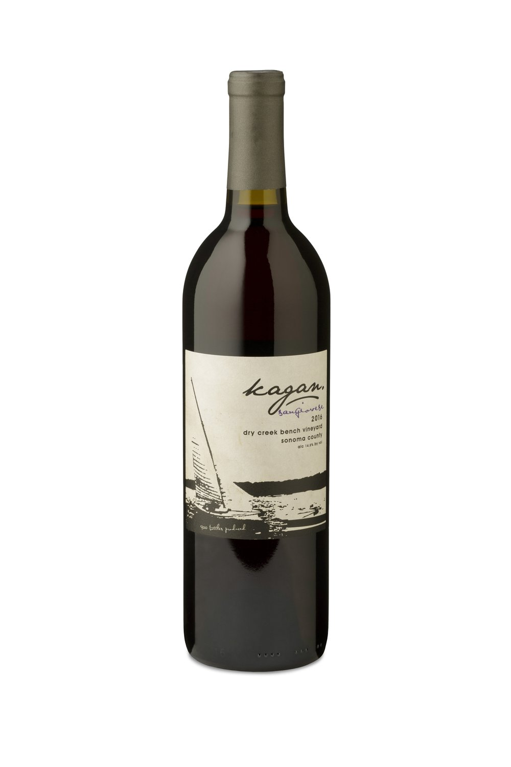 2016 Sangiovese Dry Creek Bench