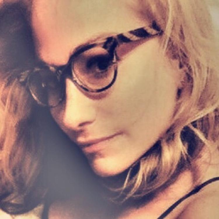 Biz Carlton Warby Parker Glasses