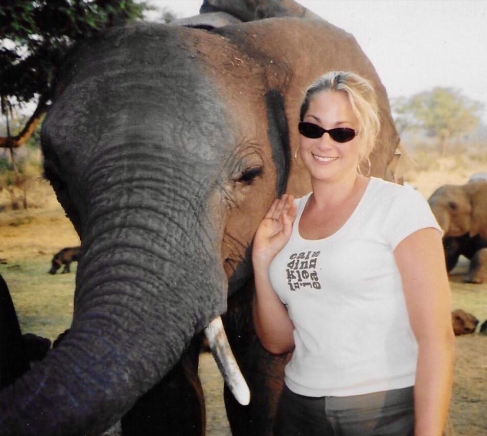 Biz Elizabeth Carlton Botswana