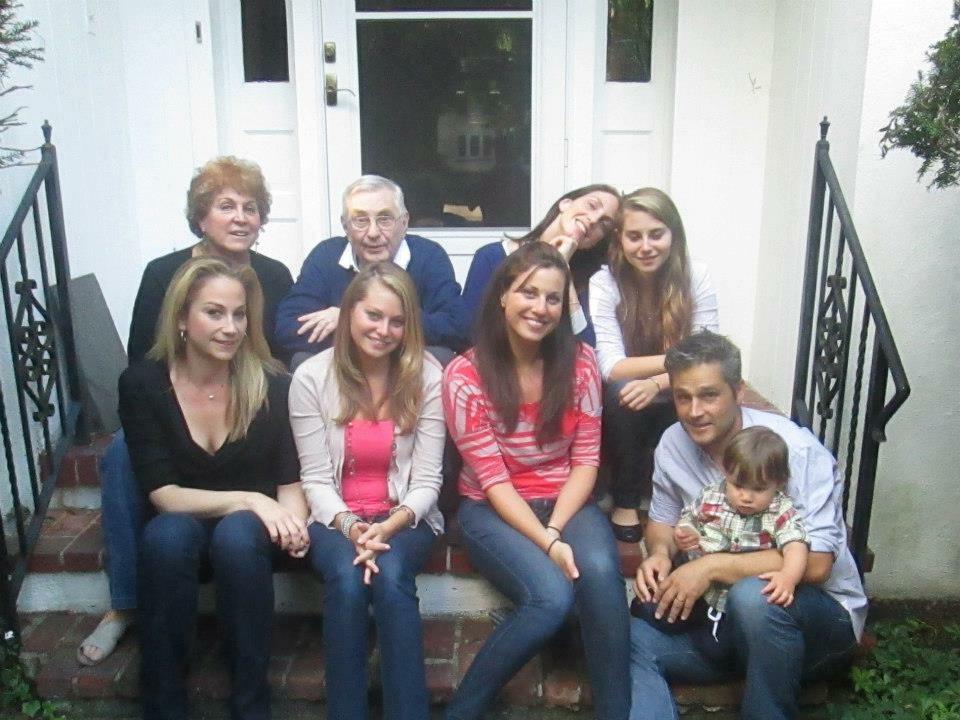 Biz Elizabeth Carlton and family