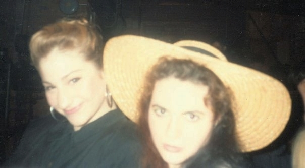 Biz Carlton and Lizah Kuzina