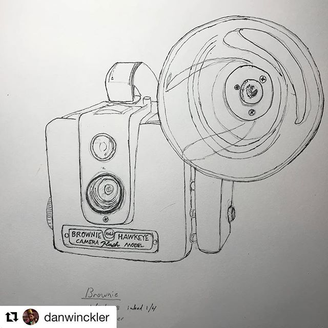 #Repost @danwinckler (@get_repost) ・・・ Last night's drawing, inked. #NeoLucida #NeoLucidaXL #drawing #everyday