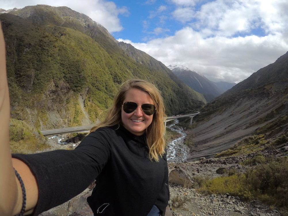 Exploring the South Island of New Zealand - Arthur's Pass