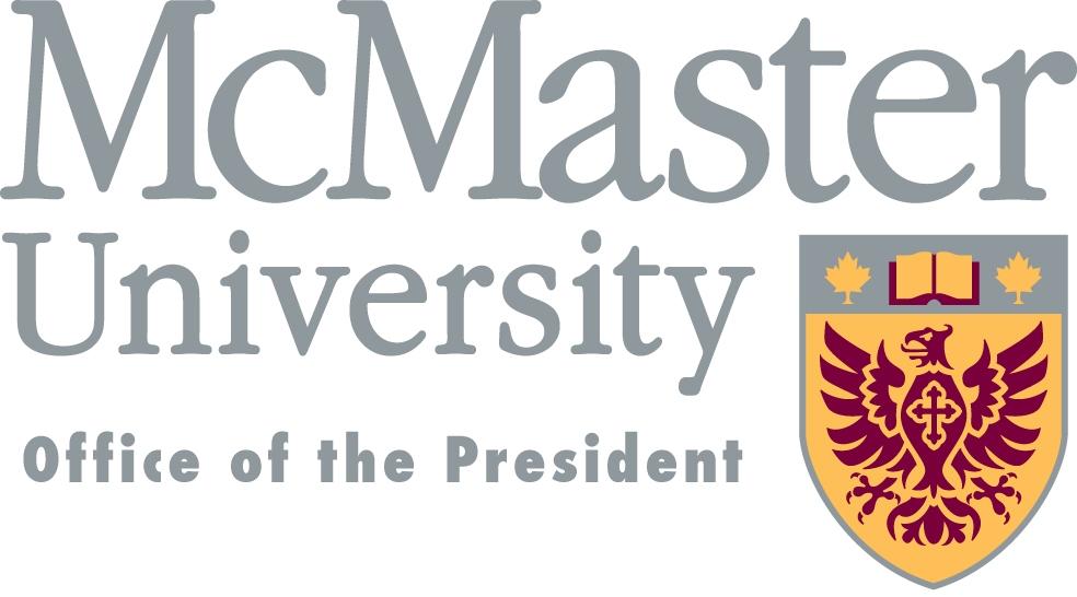 McMaster University - Office of the President   https://president.mcmaster.ca/