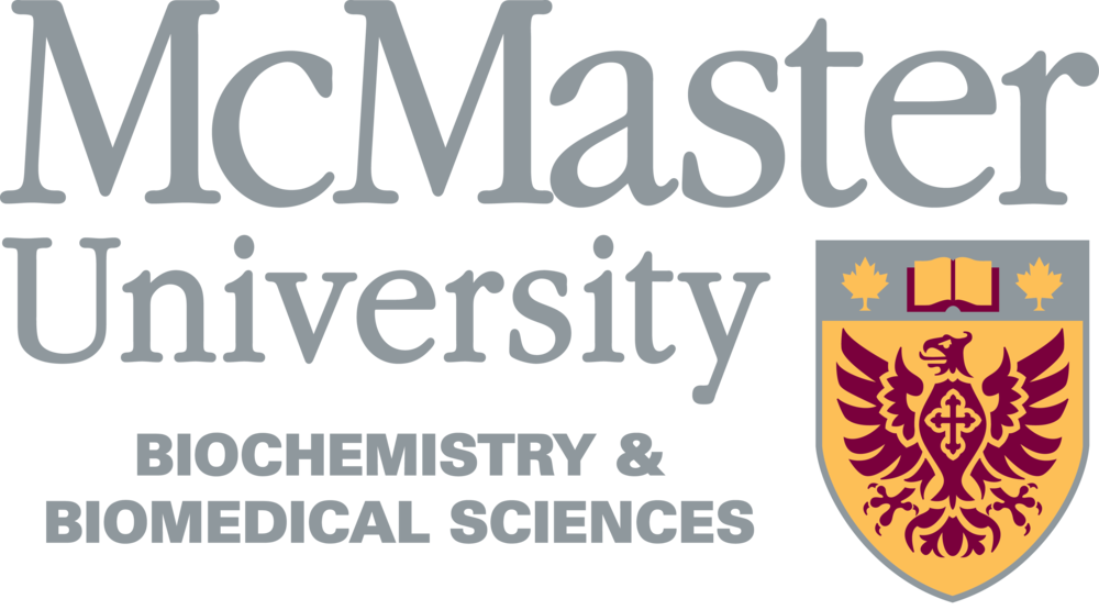 McMaster University - Department of Biochemistry and Biomedical Scie nces    https://fhs.mcmaster.ca/biochem/