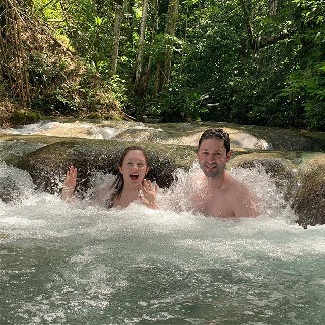 The Falls! 🚿