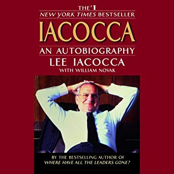IACOCCA: AN AUTOBIOGRAPHY LEE IACOCCA