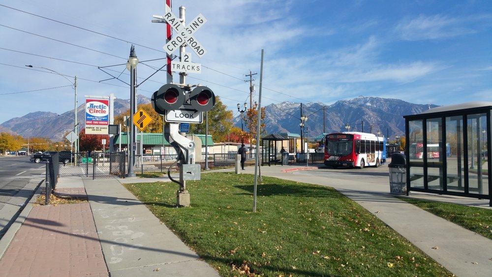 Center Street Station