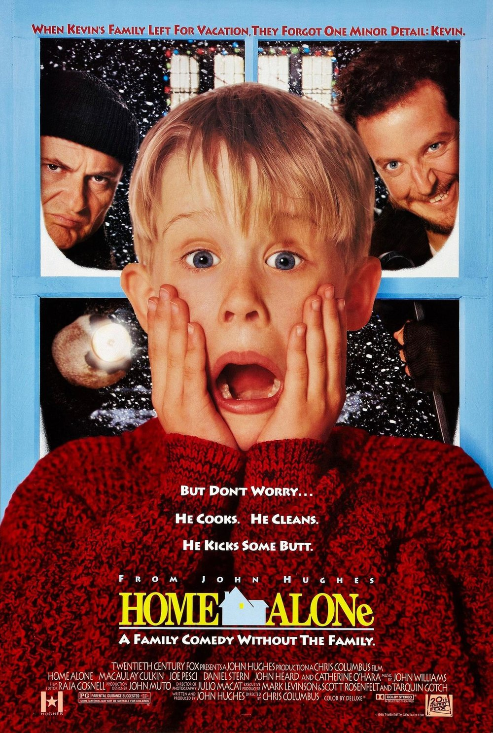 Episode 38 - Home Alone LIVE — Traumatized Podcast