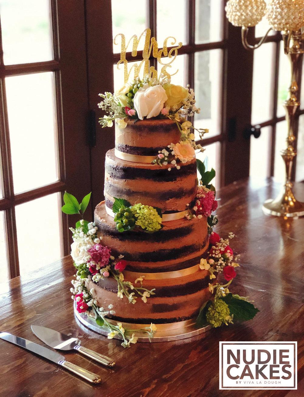 NUDIE CAKES by VIVA LA DOUGH