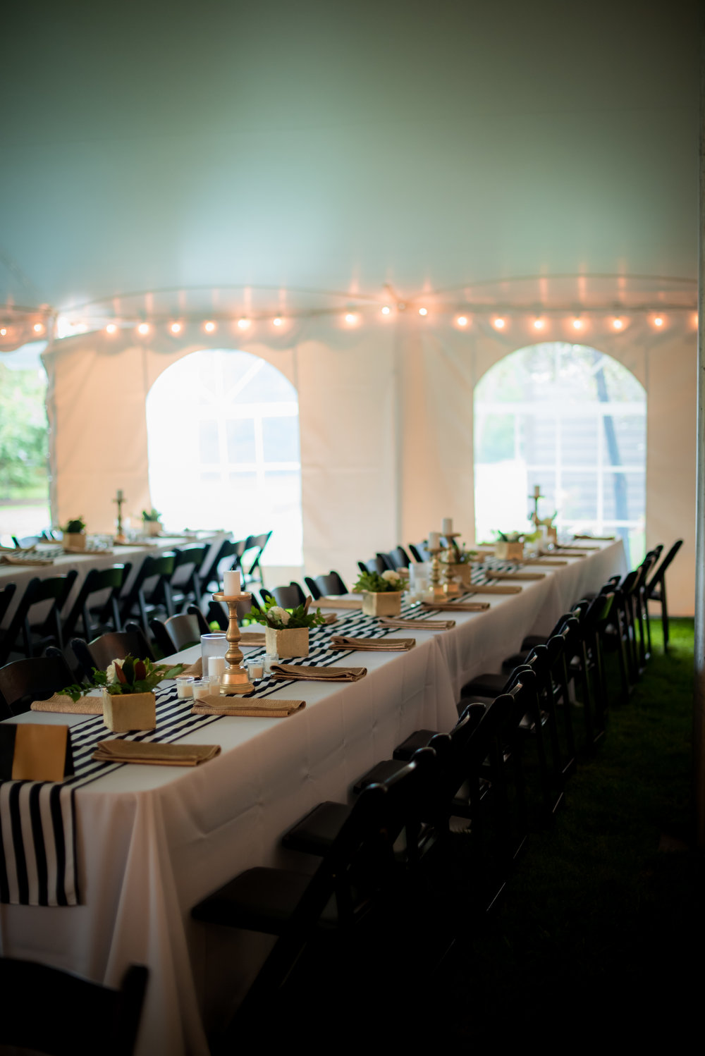 DON'T. Think a backyard wedding will be  easier
