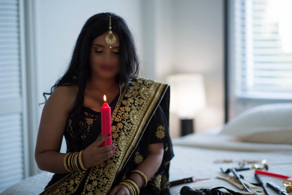 Sensual GFE and Domination North Indian Kinky Girlfriend, Prostate Expert, and Sensual Escort Jasmine Praveena