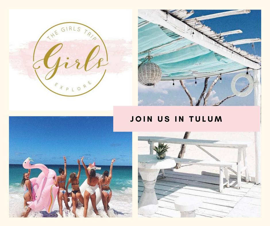 THE GIRLS TRIPOCT 24th - OCT 29th - Luxury Villas