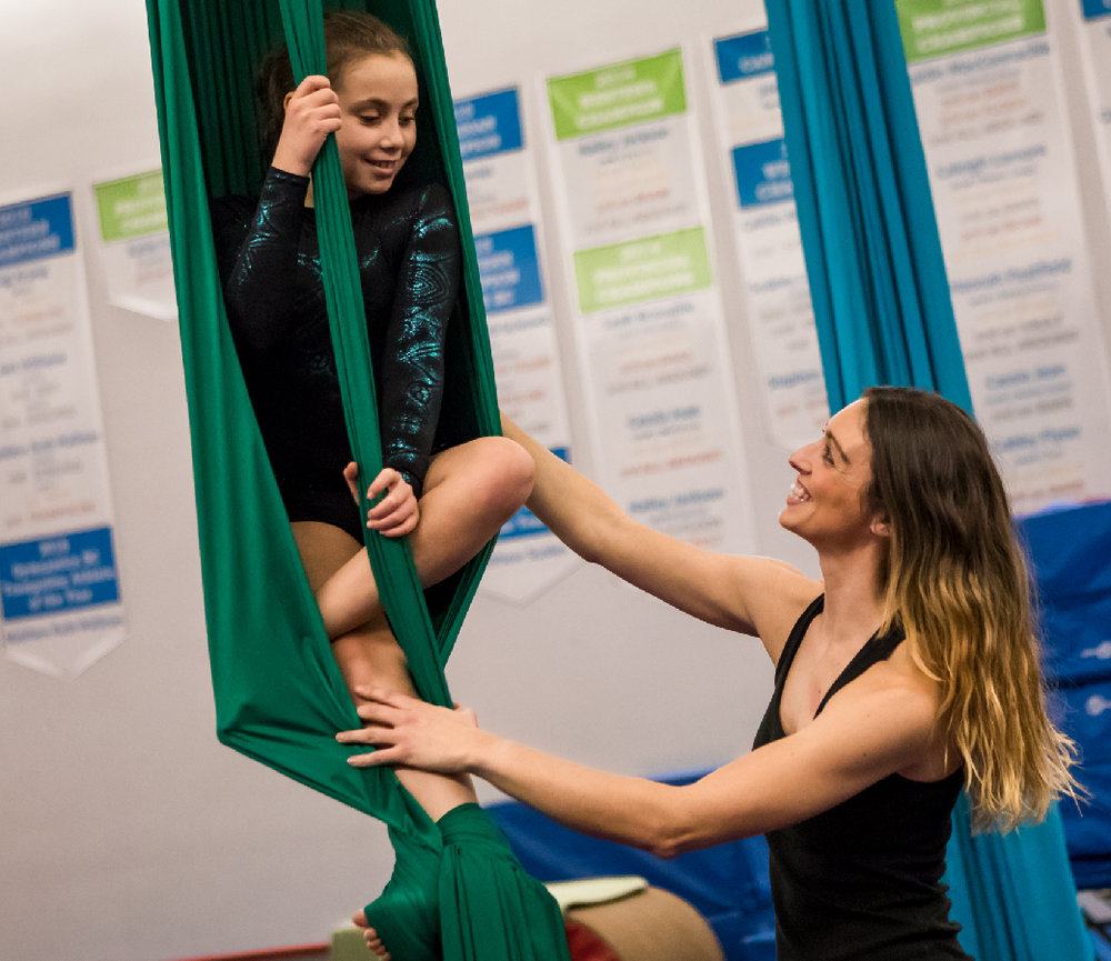 Kids Beginner/Improver - Must be within the age range to participate. We are working in the knot and advancing out of the knot as the class goes on. Must have completed a full beginner course to move into improver class.Cost 12 Week Session: $210 + GST(1 time annual $20 membership fee required)