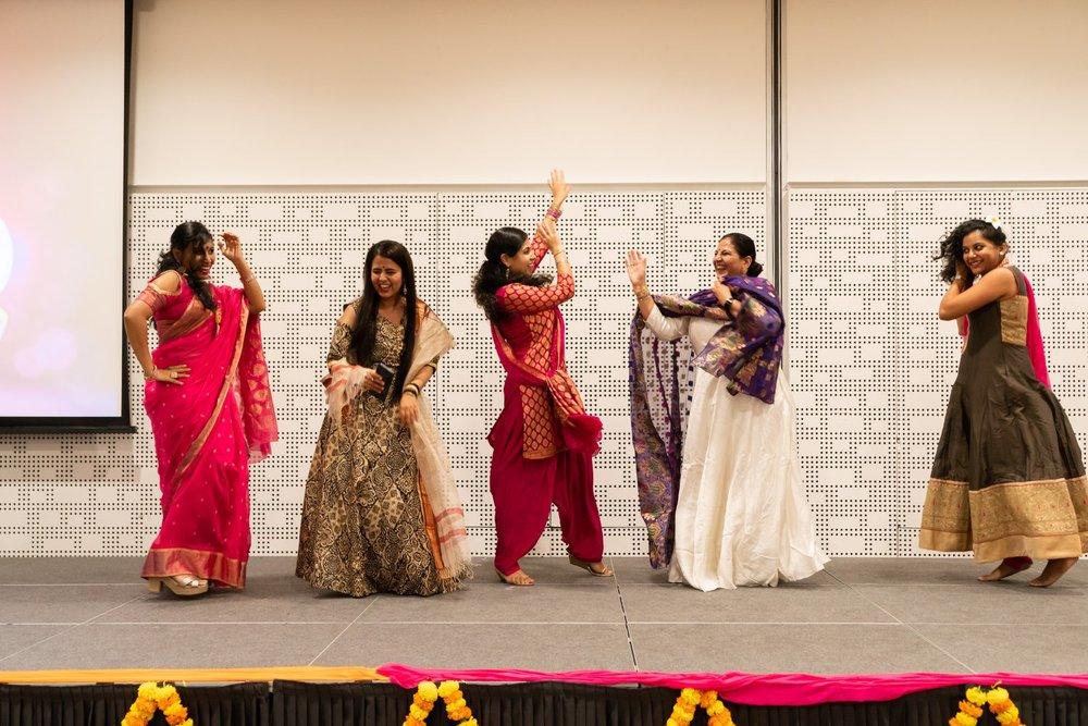 Sheena n Ruchita dancing on stage.jpg
