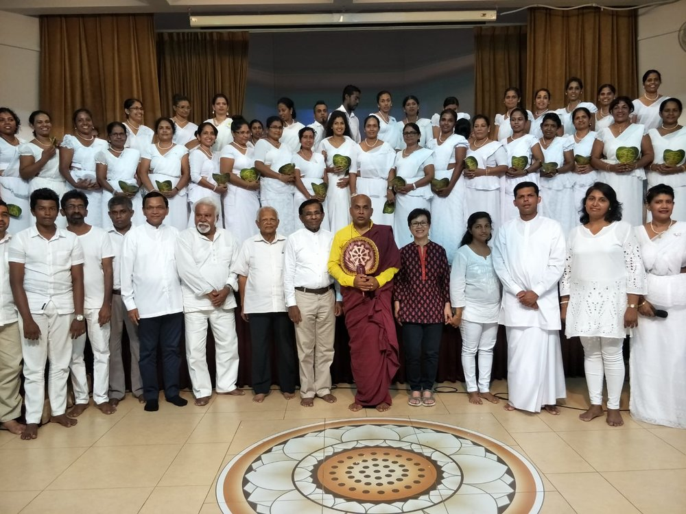 HOME and the Sri Lankan embassy partnered to set up English language classes for Sri Lankan migrant workers