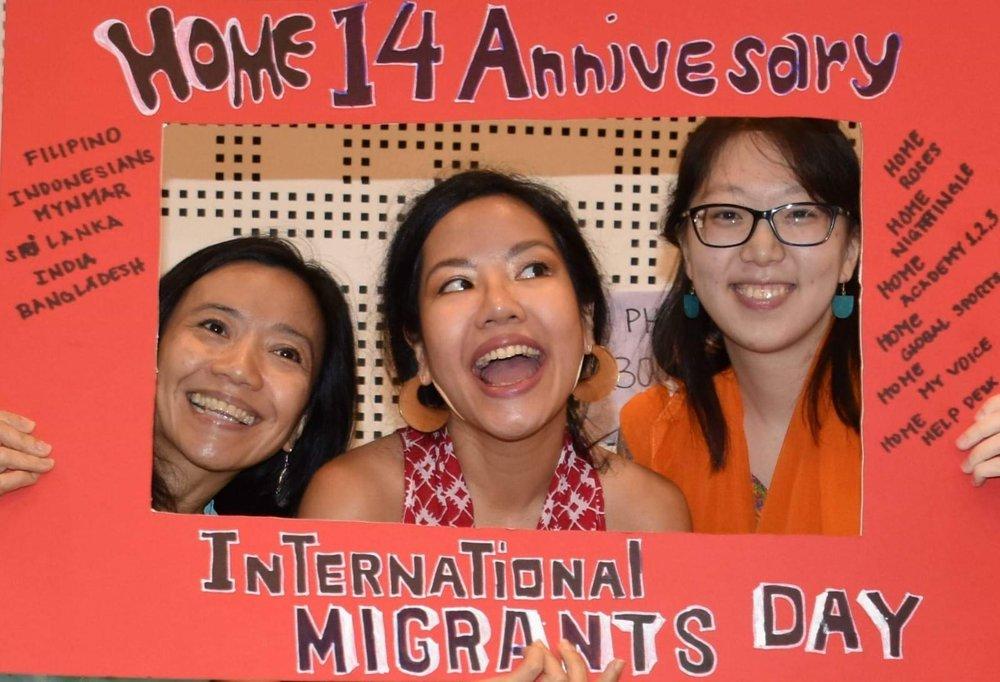 Happy International Migrants' Day!