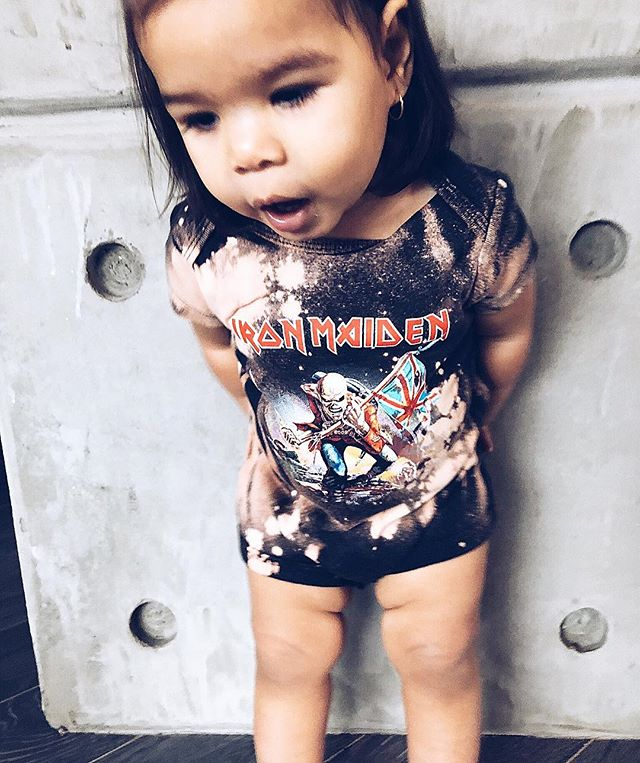 Lots of baby + toddler rocker tees on ourldb.com  And lots of mama community building happening over on @ouranakcommunity