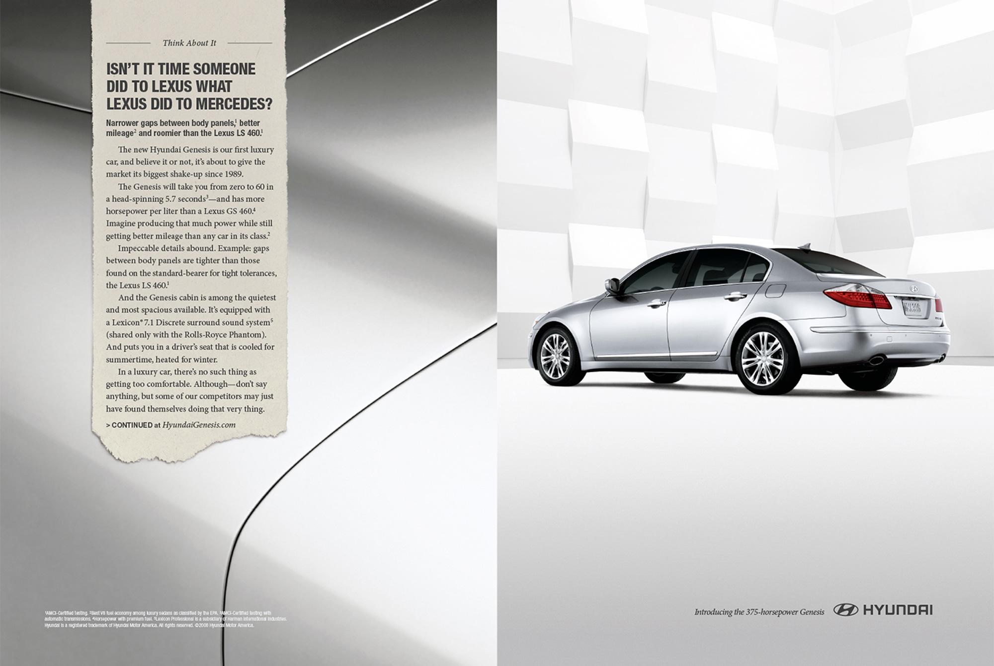 Hyundai Price Ad
