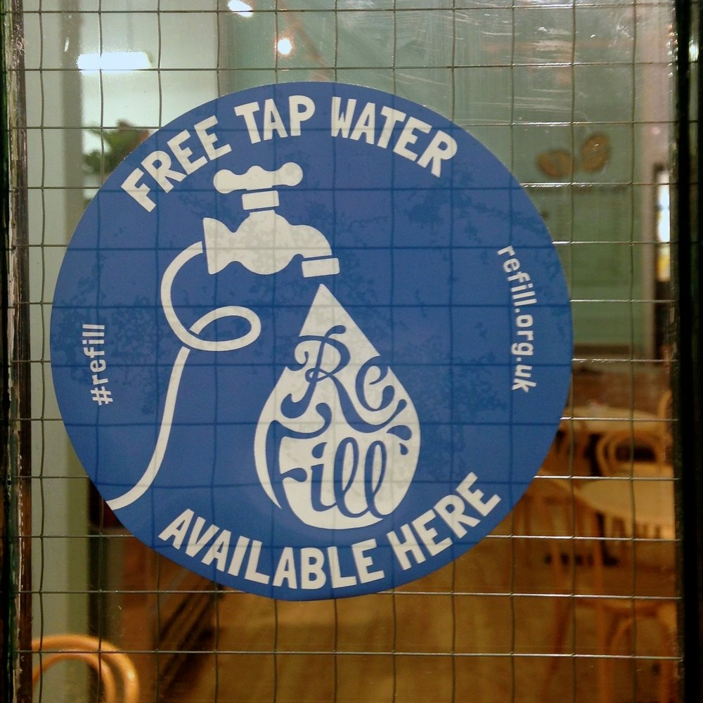 TOWN HALLCAFE - Step away from the hustle and bustle of St Aldate's and you will find our second blue sticker in the Town Hall Cafe. It was the site of the Victorian Cornmarket....Town Hall, St Aldate's, OX1 1BA01865 25200www.oxfordtownhall.co.uk