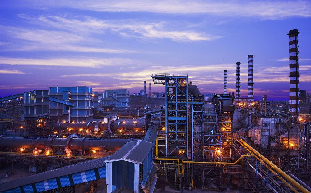 Bhushan Steel Plant