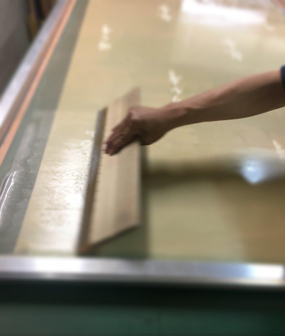 Handprinted - Washi Life