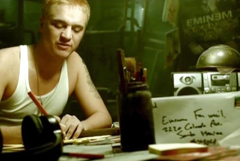 "Eminem ""Stan""/Interscope Records"