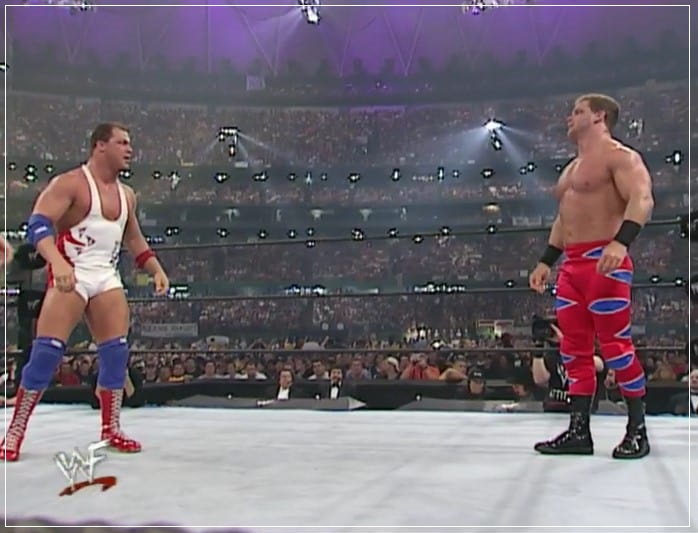 Wrestle Mania 17
