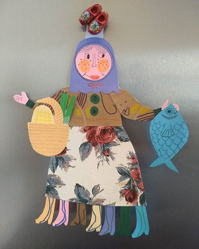 Jaia Corema 🖌️ #jaiacorema #collage #illustrations #illustration #mallorca #jaiaquaresma #creativelifehappylife #creativity #cutpaper #papercut #papercutart #artsy #artoftheday #artwithkids #diyforkids #artwork #calendario #calendar #folkillustration #folk #folkart
