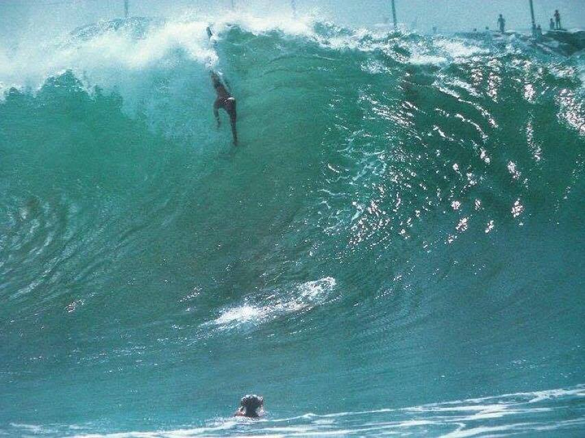 Mel Thoman Taming the Wedge  Photo: Kelly Stellhorn