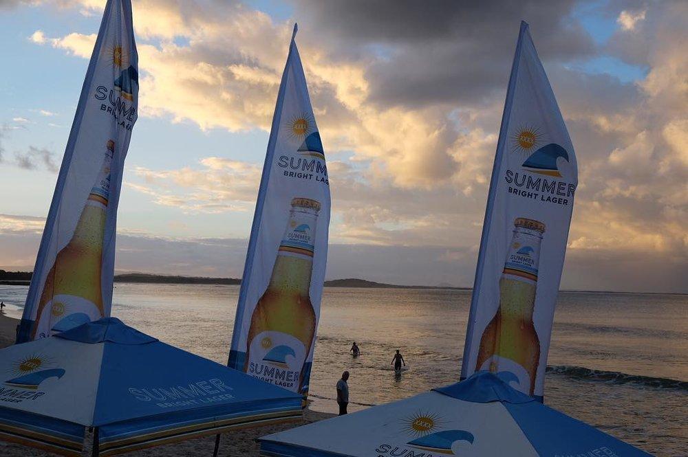 The Beach Bar - Noosa Surfing Festival