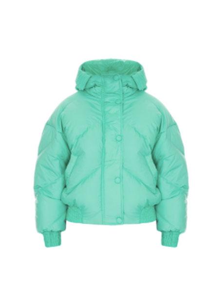 IENKI IENKI Turquoise Dunlope Jacket, €1,080