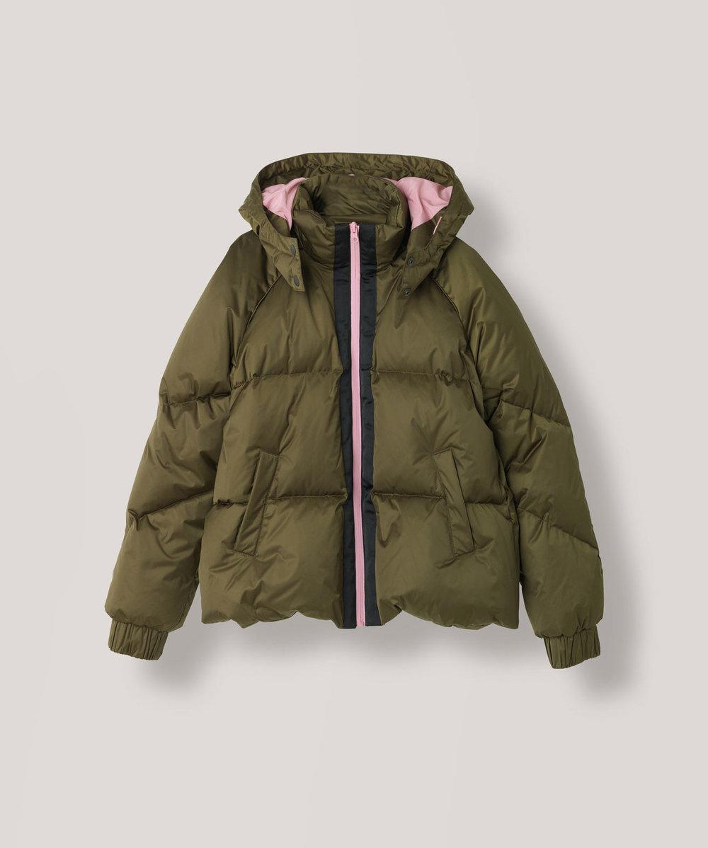 Vandalia Puffer Jacket by Ganni, £330