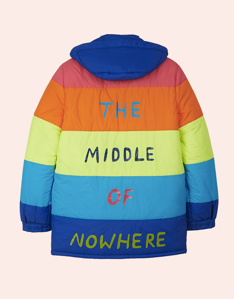 Nowhere Puffer by Mira Mikati, £256 (was £513)