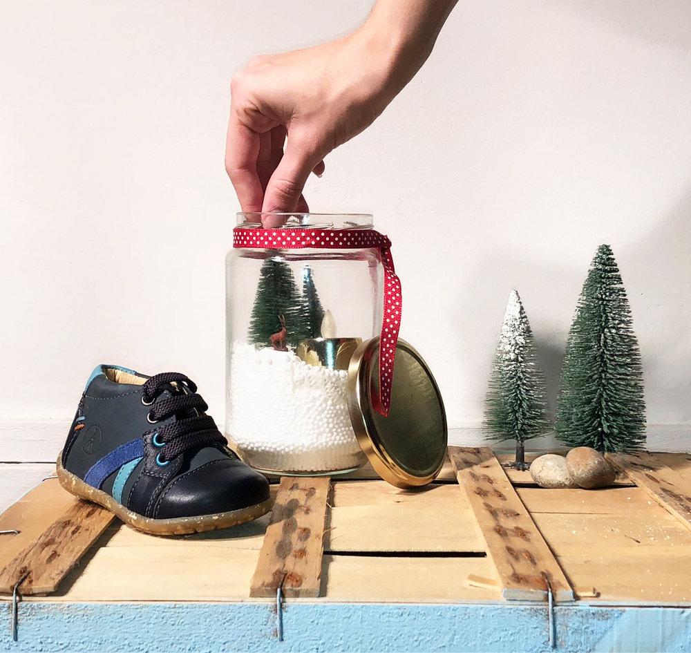 La déco de Noël -