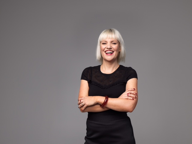 Jacinta Parsons. (Image: Supplied)