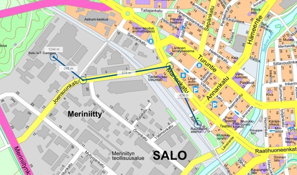 MAGMENT Test Track Salo Finland
