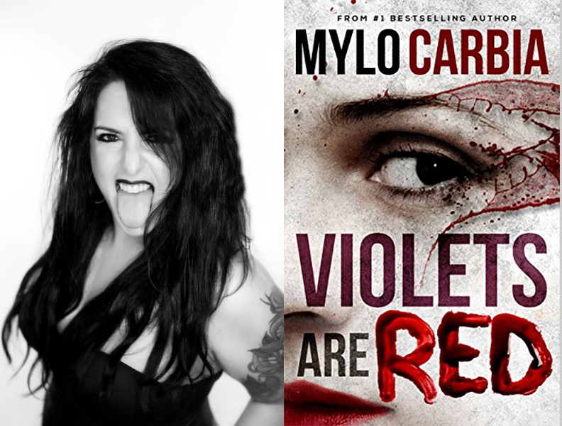 Mylo Carbia - Mylo Carbia is an American screenwriter and novelist known for her work in the horror-thriller genre and trademark of surprise twist endings. Born and raised in Jackson, New Jersey, Carbia spent her childhood years writing to escape the horrors of growing up in a haunted house. As the daughter of the