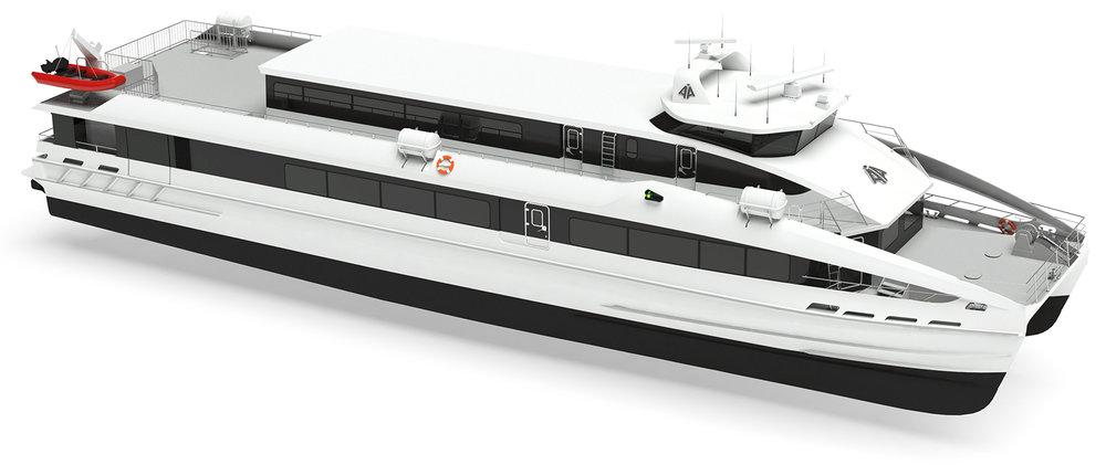 P40 - 40m | 400pax
