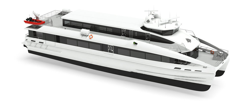 P35 - 35m | 300pax